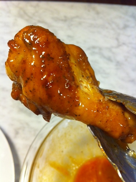 Recipe of the Week: Old Bay Chicken Wings! | The MMMguide...